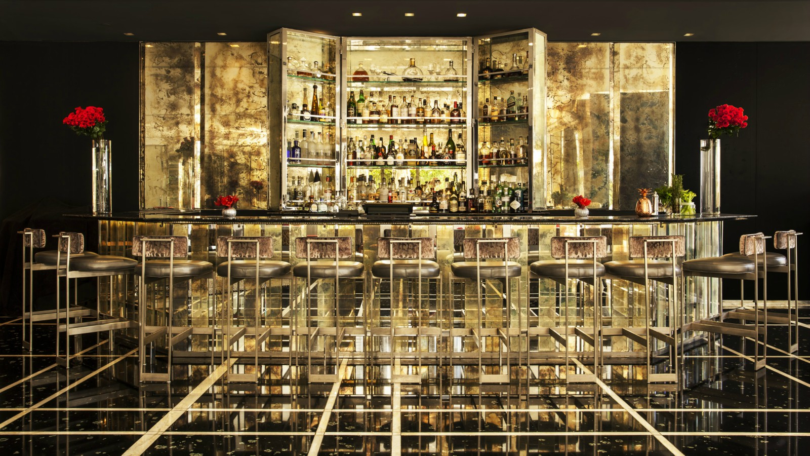 St. Regis Bar - The St. Regis Bal Harbour